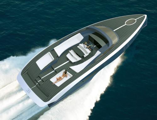 Bugatti and Palmer Johnson Are Building a Line of Super Boats