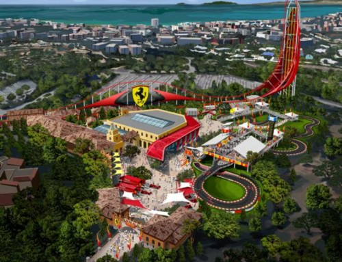 Theme park opening: Ferrari Land begins ticket sales for April opening in Portaventura