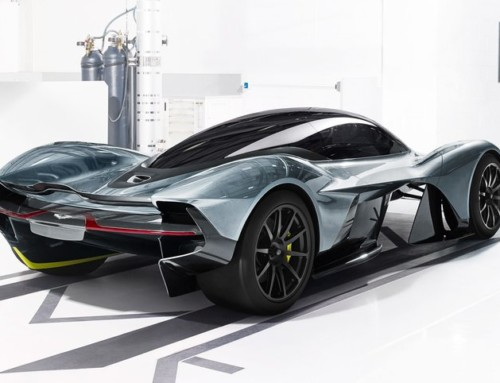 Luxury car launches: Aston Martin AM-RB 001 to debut at the Canadian International Autoshow